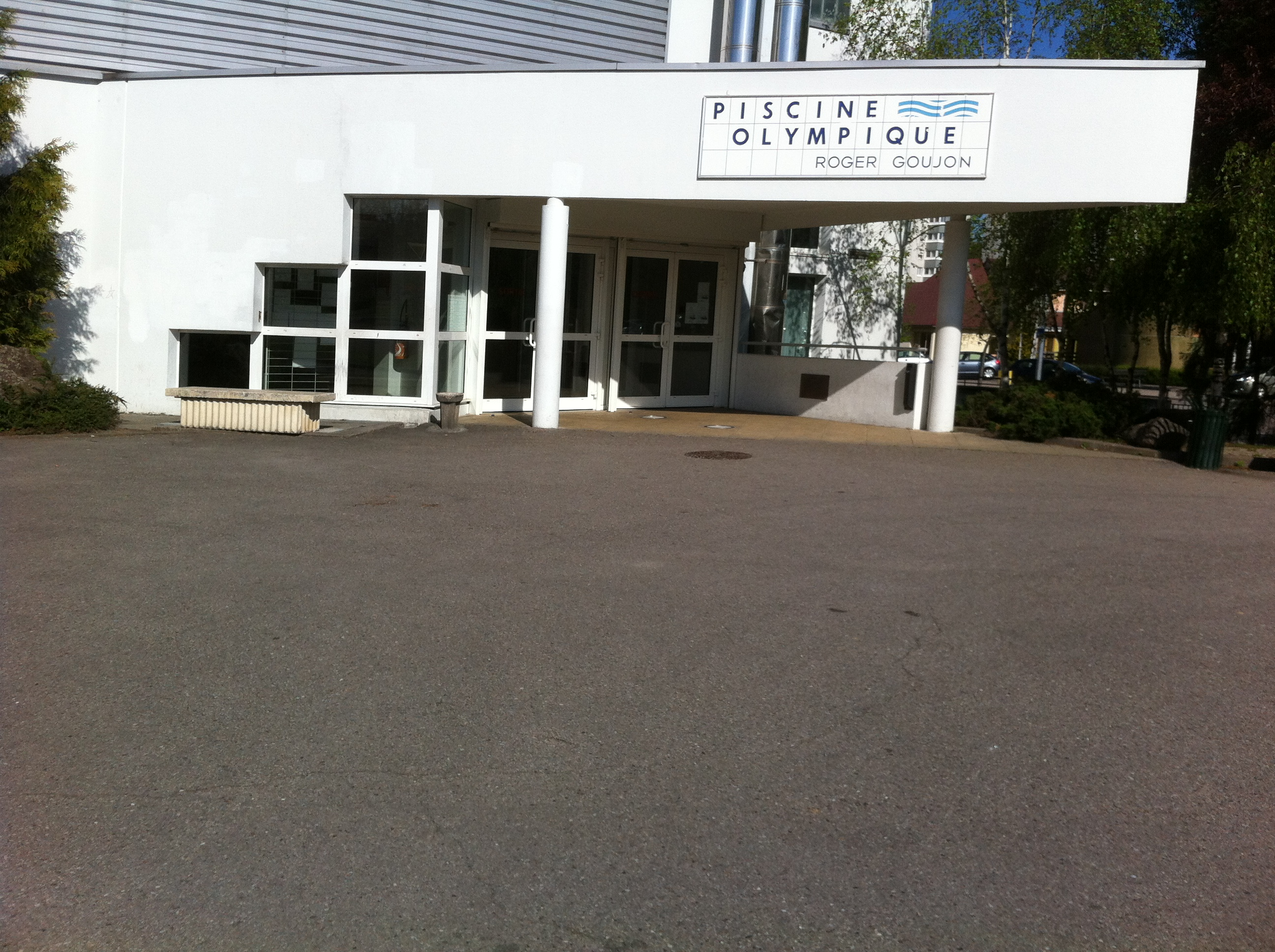 Photo piscine d 39 epinal trek tic for Piscine epinal