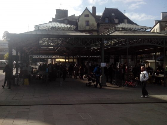 photo des halles